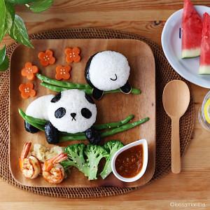шедевры из еды