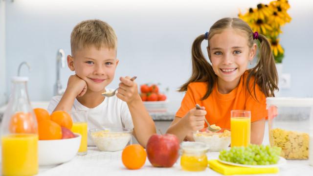 Найкращі сніданки для дошкільняти