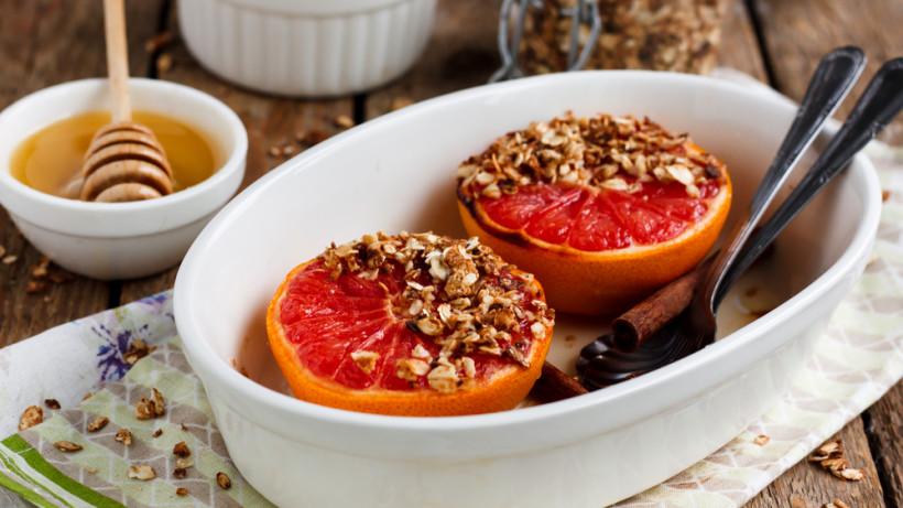десерт из запеченных фруктов рецепты