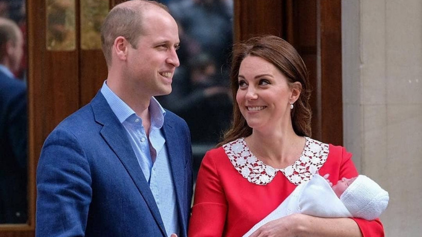 Принц Уильям и герцогиня Кейт Миддлтон