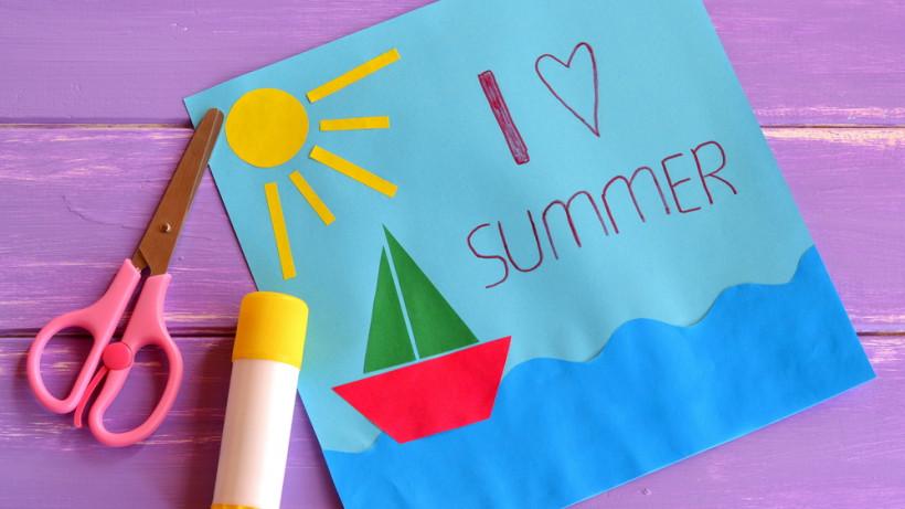 літо вироби літні