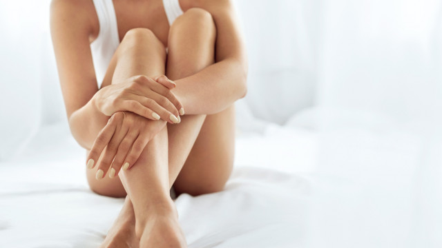 ноги депиляция кожа