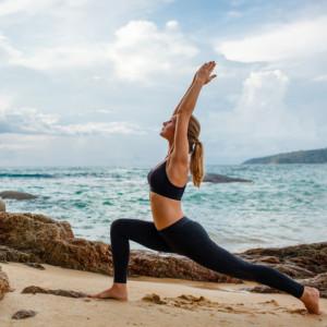 """Ко дню йоги:  как делать """"Приветствие солнцу"""" - простой комплекс для всех"""
