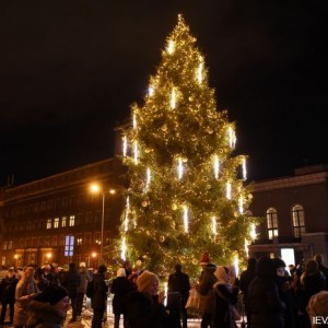 Главная елка Риги