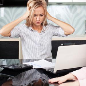 стрес жінка