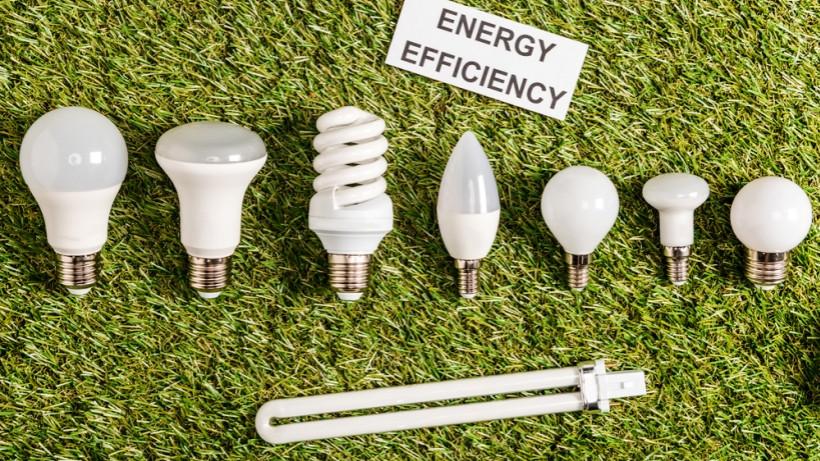 Экономия электричества - лампочки ЛЕД Фото